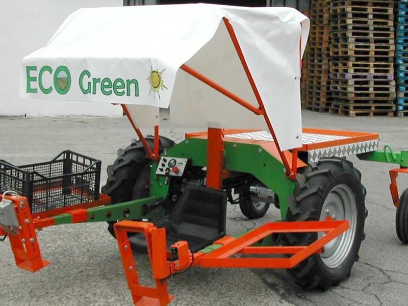macchina raccolta asparagi verdi AV1