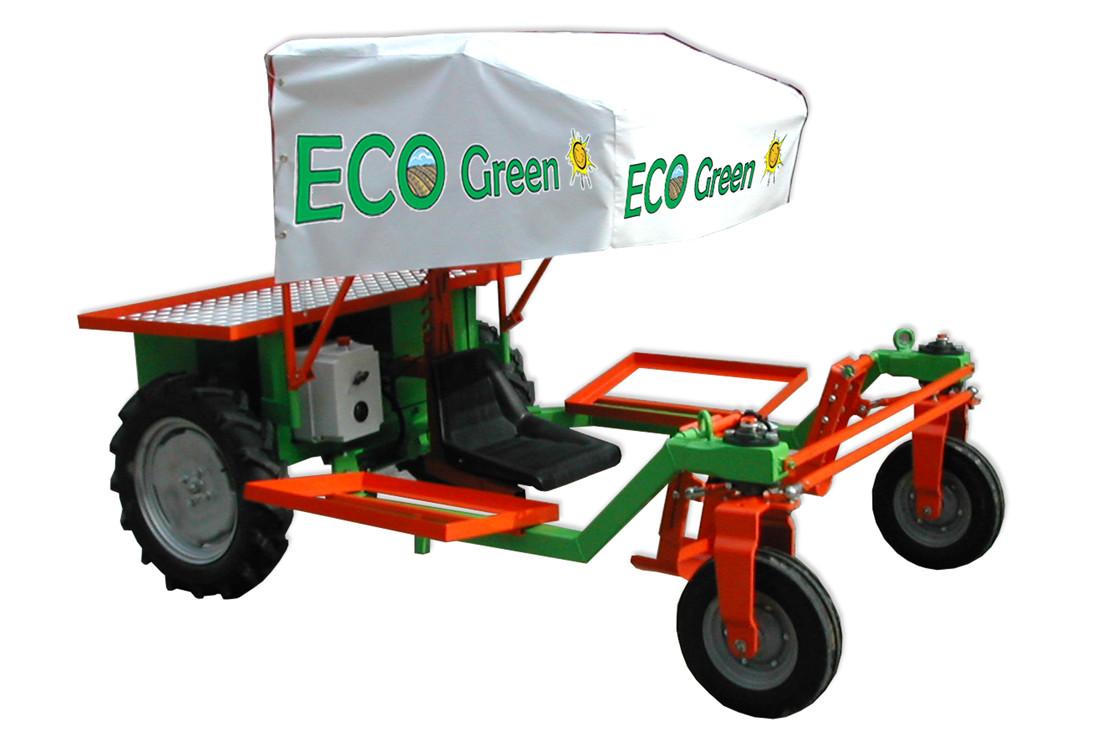 macchina raccolta asparagi verdi AV2