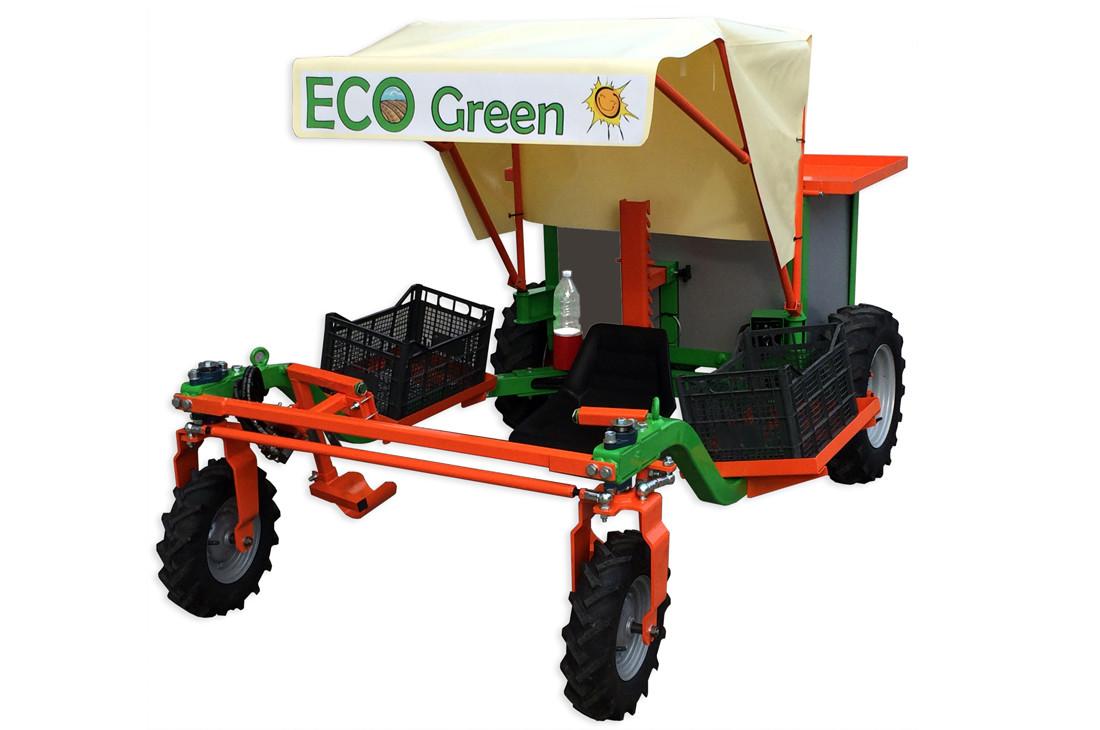 macchina raccolta asparagi verdi AV4 Diesel